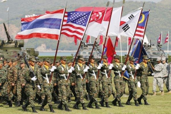 افزایش نیروهای آمریکایی در بزرگترین رزمایش منطقه ایندو-پاسیفیک