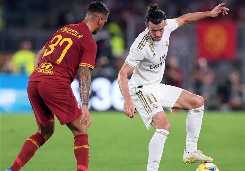 خلاصه بازی آ اس رم (5) 2-2 (4) رئال مادرید