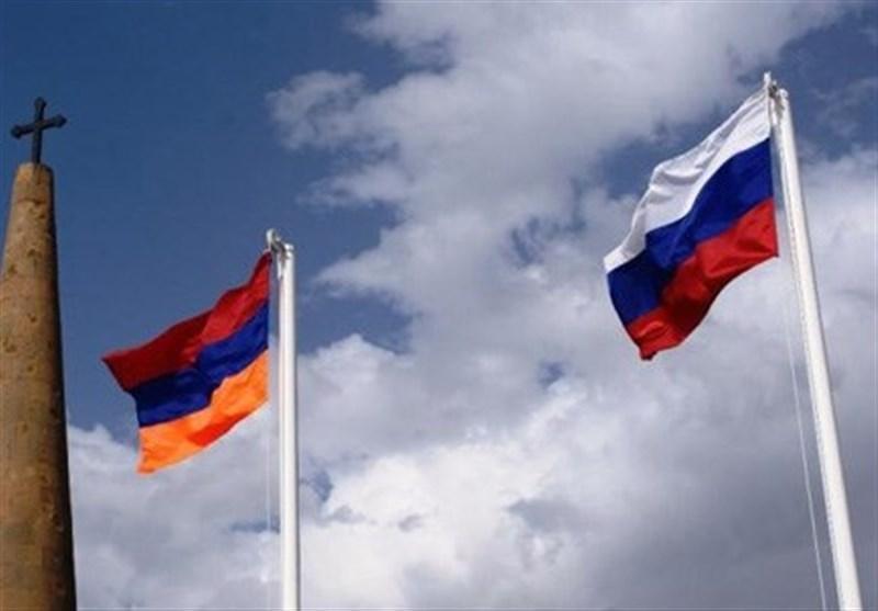 رایزنی های امنیتی محور مذاکرات مقامات ارمنستان و روسیه