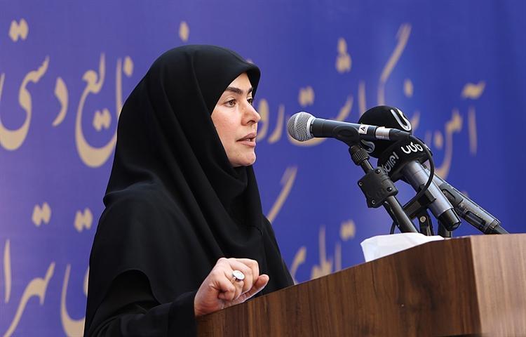 خیابان استاد نجات الهی تهران گذر صنایع دستی شد