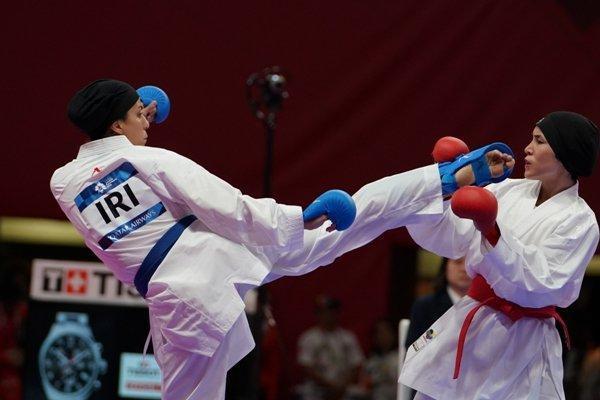 چه کسی نایب رئیس بانوان فدراسیون کاراته می گردد؟
