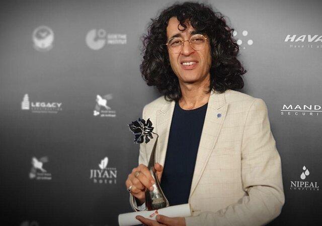 جایزه جشنواره دهوک برای تورج اصلانی