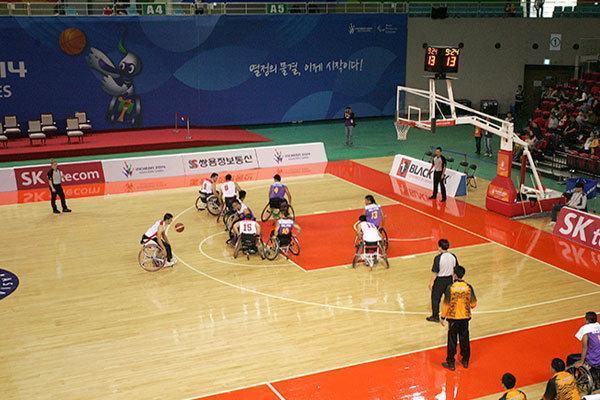 تیم بسکتبال با ویلچر ایران با صعود به فینال جهانی شد