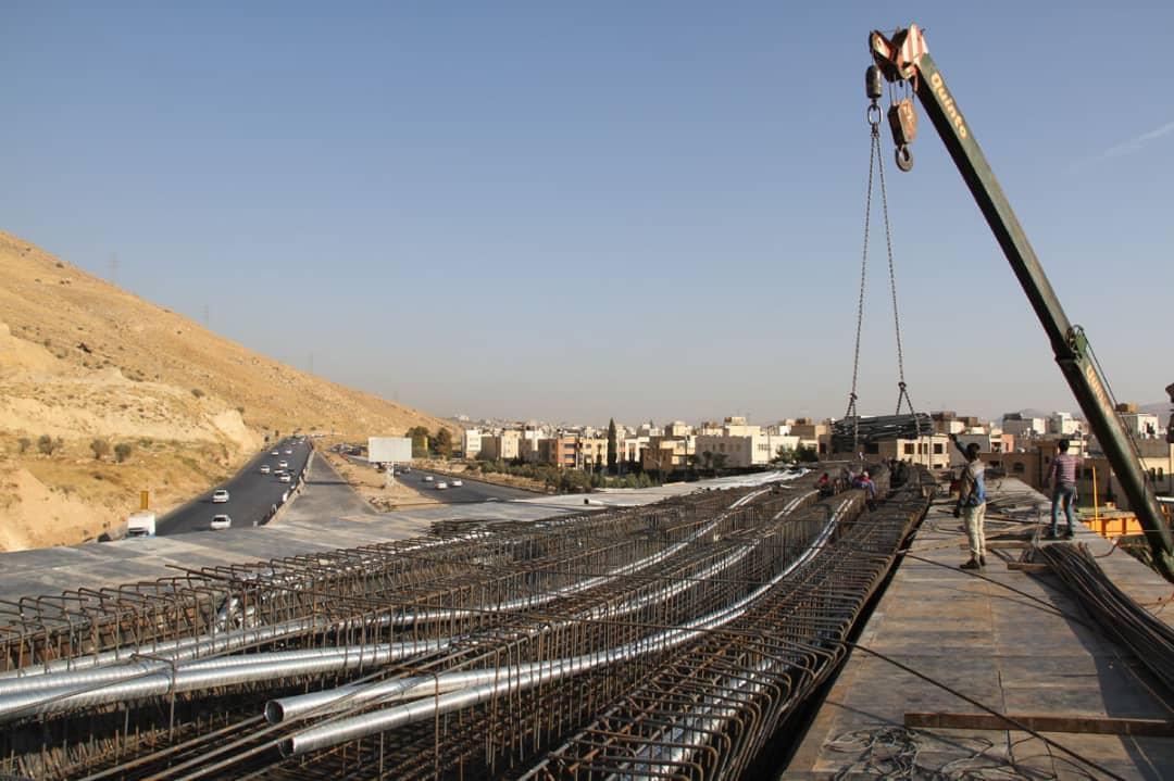 تلاش شهرداری شیراز برای تکمیل 5 تقاطع حساس