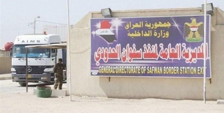 مقام کویتی: فعالیت طبیعی گذرگاه مرزی عراق و کویت ادامه دارد