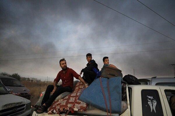 بازگشت صدها آواره سوری به کشورشان طی ساعات گذشته