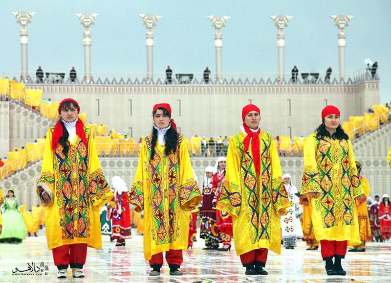 نوروز در تاجیکستان چطور می گذرد؟