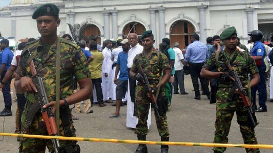 تیراندازی افراد مسلح به رای دهندگان مسلمان سریلانکا