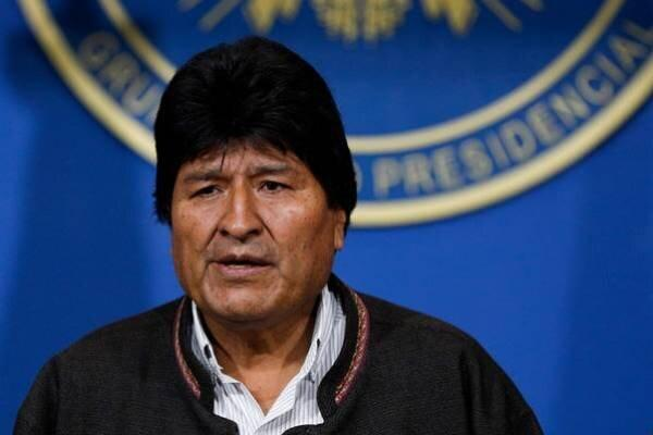 14 عضو کنگره آمریکا برکناری مورالس را کودتا خواندند