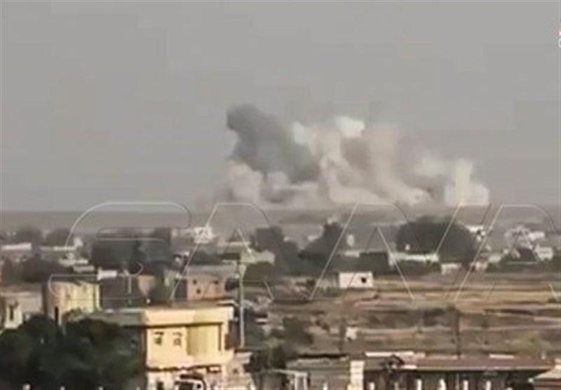 سوریه، انفجار خودروی بمب گذاری شده در راس العین