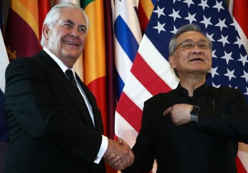 فشار تیلرسون به تایلند برای قلع و قمع شرکت های کره شمالی