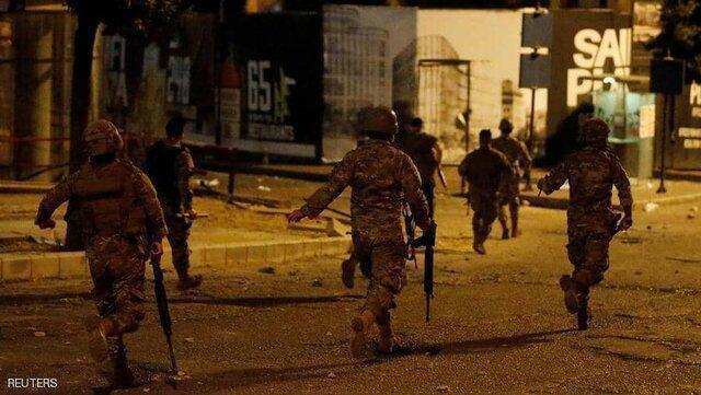 در پی اعتراضات به نامزدی سمیر الخطیب بسیاری از مسیرها در لبنان بسته شد