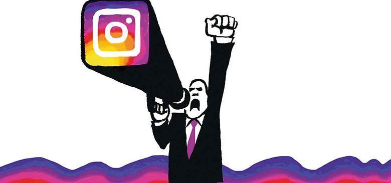 در انتخابات 2020 ریاست جمهوری آمریکا، اینستاگرام جای فیس بوک را در پراکندن اخبار کاذب خواهد گرفت!