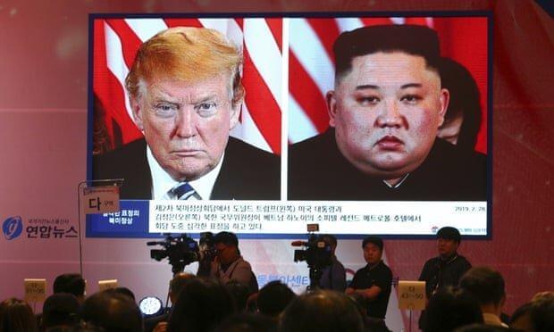 ترامپ در اوج تنش ها با کره شمالی خواستار تخلیه سئول شده بود