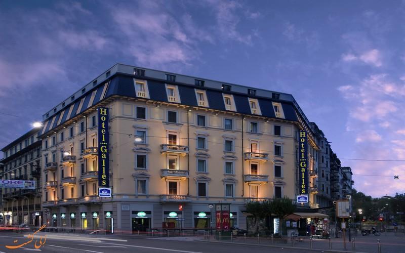معرفی هتل والگانا میلان ، 3 ستاره