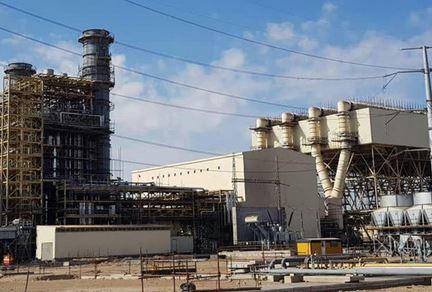 افتتاح اولین نیروگاه دولتی کلاس F. در بهمن ماه
