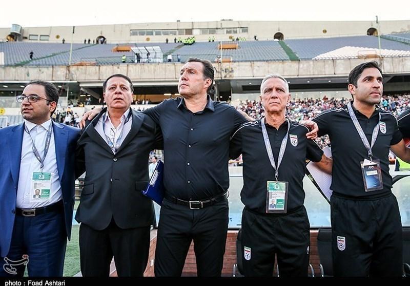 سخنگوی فدراسیون فوتبال: درباره غرامت قرارداد ویلموتس در حال مذاکره ایم