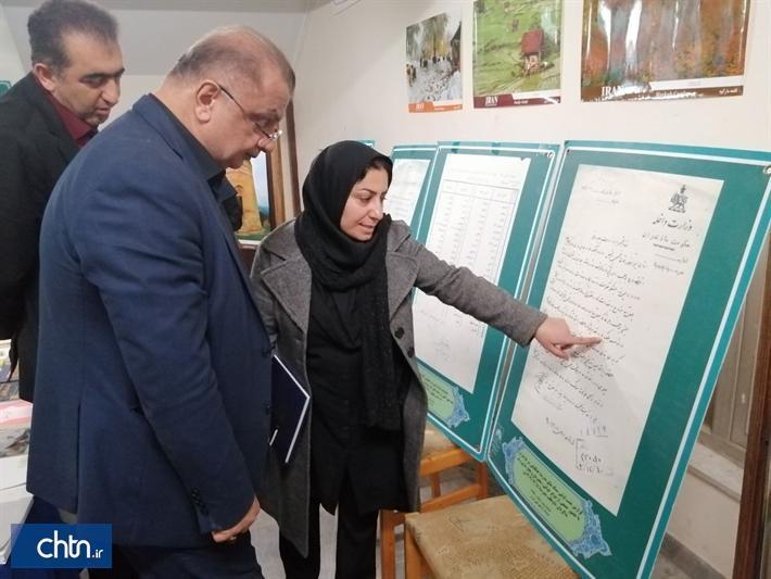 افتتاح نمایشگاه تازه های کتاب و دستاوردهای پژوهشی در مازندران