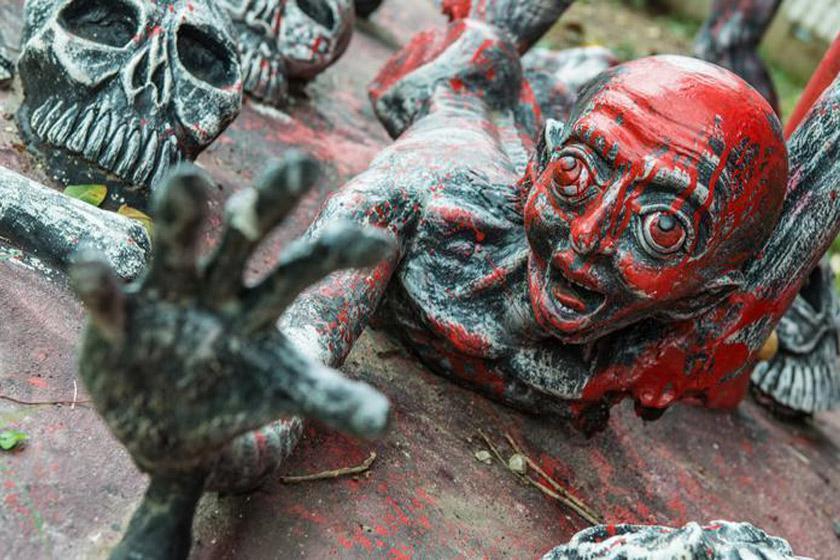 پارک موضوعی جهنم، جاذبه معروف گردشگری تایلند