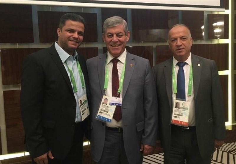 حضور علیپور در کمیسیون ورزش برای همه شورای المپیک آسیا