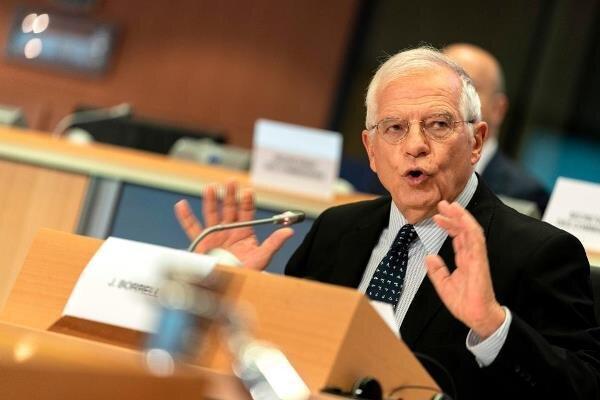 بورل: خواستار عدم مداخله ترکیه در لیبی هستیم