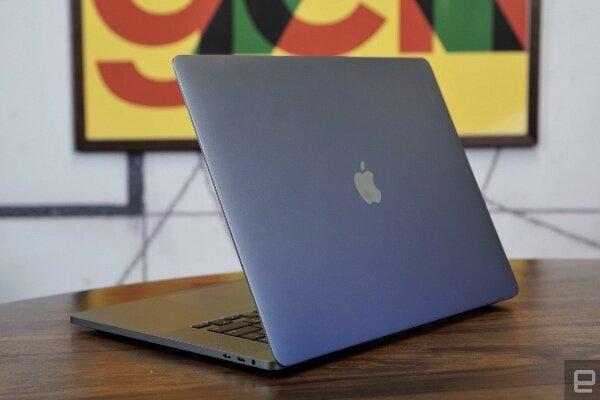 سرعت لپ تاپ های اپل افزایش می یابد