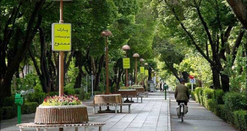 هویت جدید خیابان تاریخیچهارباغ عباسی اصفهان