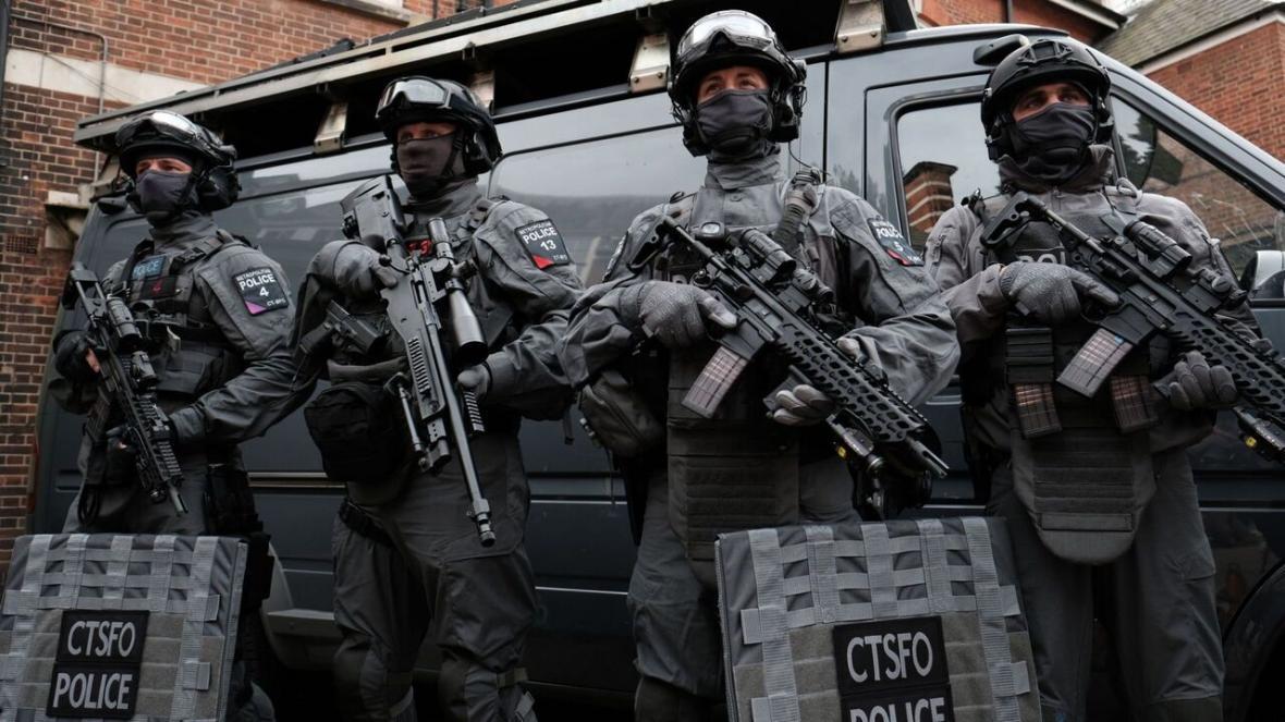 وجود سه هزار مظنون تروریستی در انگلیس