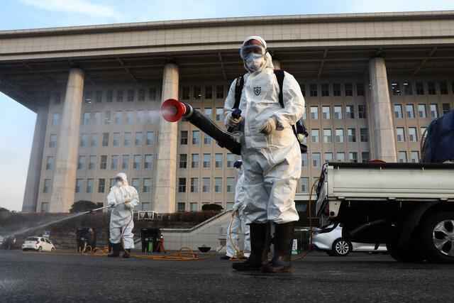 افزایش موارد ابتلا به کروناویروس در خارج از مرزهای چین
