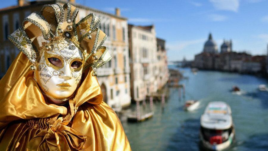 توقف کارناوال ونیز در پی شیوع کرونا در ایتالیا