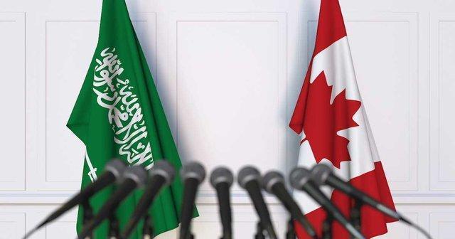 رایزنی نخست وزیر کانادا و ولیعهد عربستان