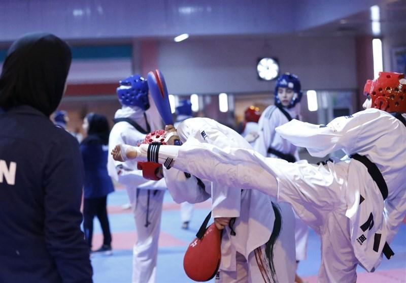 مرحله جدید تمرینات تیم ملی تکواندو زنان شروع شد، دوشنبه، شروع مرحله جدید تمرینات مردان ملی پوش