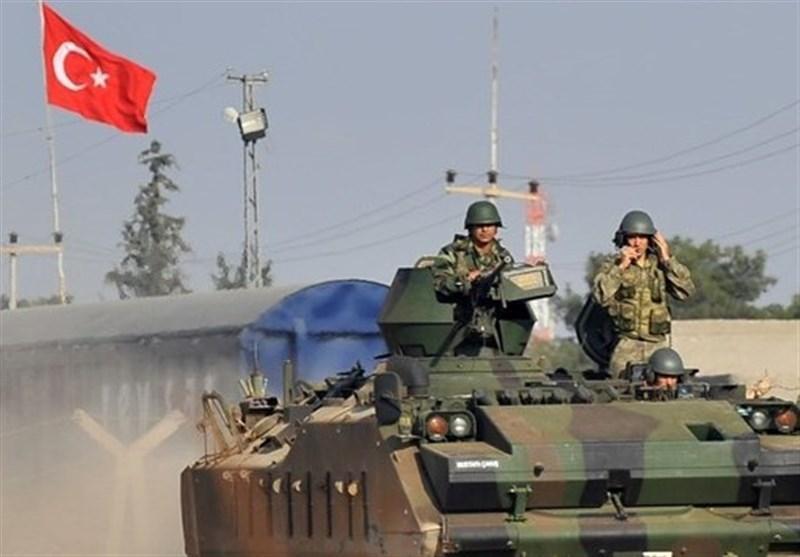 سوریه، حمله موشکی و توپخانه ای نظامیان ترکیه ای و تروریست ها به روستاهای حلب