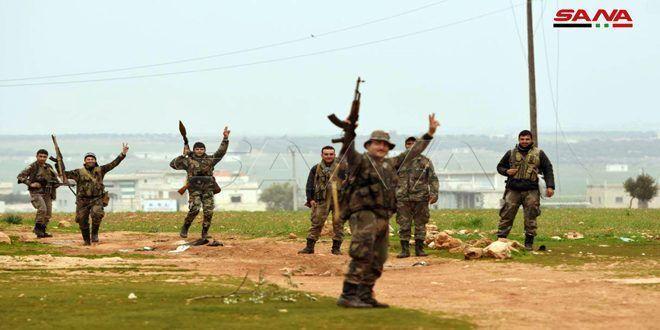 خبرنگاران عطوان : آزادسازی سراقب معادلات سیاسی و نظامی را به نفع سوریه تغییر داد