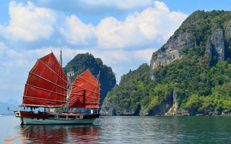 جاذبه های هیجان انگیز تایلند که هوش از سرتان می برد!