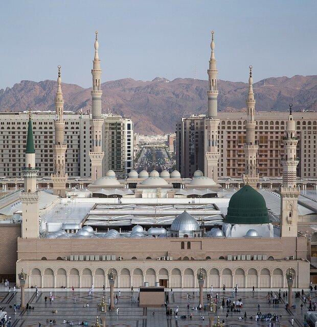 قبرستان بقیع و بخش قدیمی مسجد پیامبر(ص) هم تعطیل شد