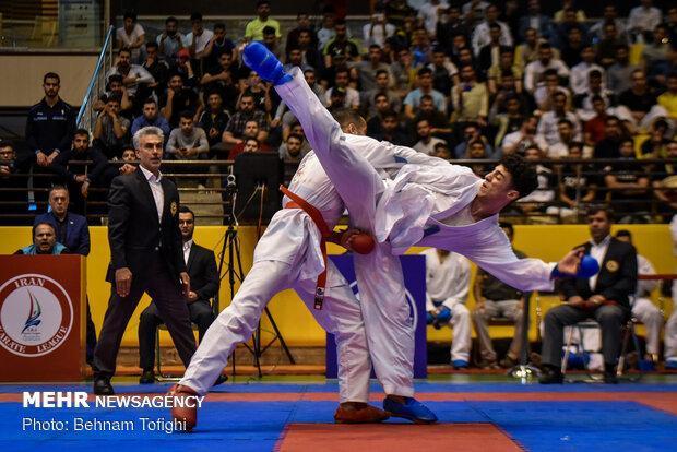 نام جواد سلیمی از شورای داوران کاراته جهانی خارج شد
