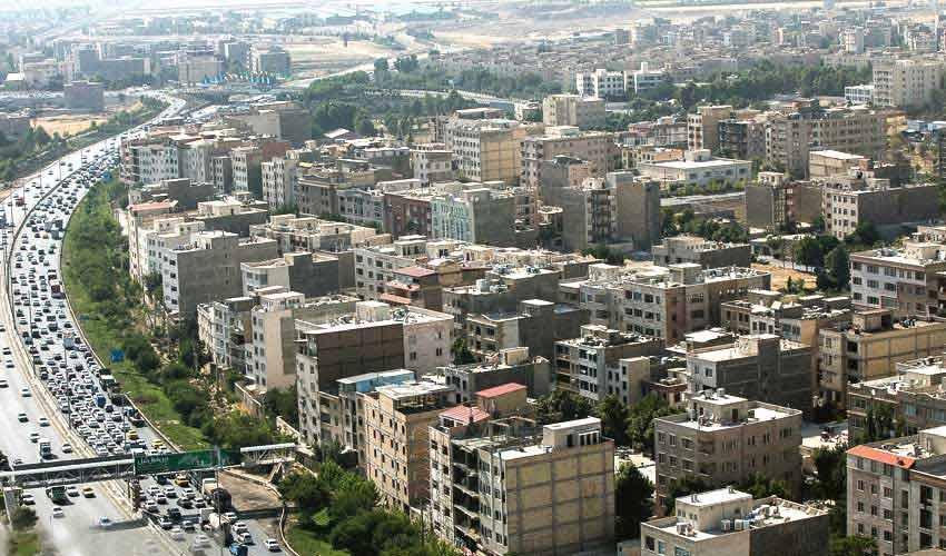 خانه های کمتر از 70 میلیون در تهران