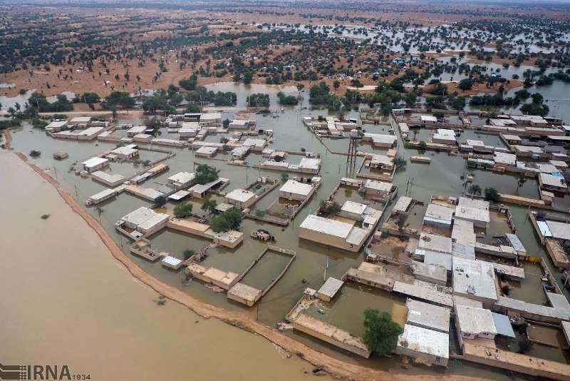 خبرنگاران 18 روستای بوکان در معرض خطر سیلاب قرار گرفته است