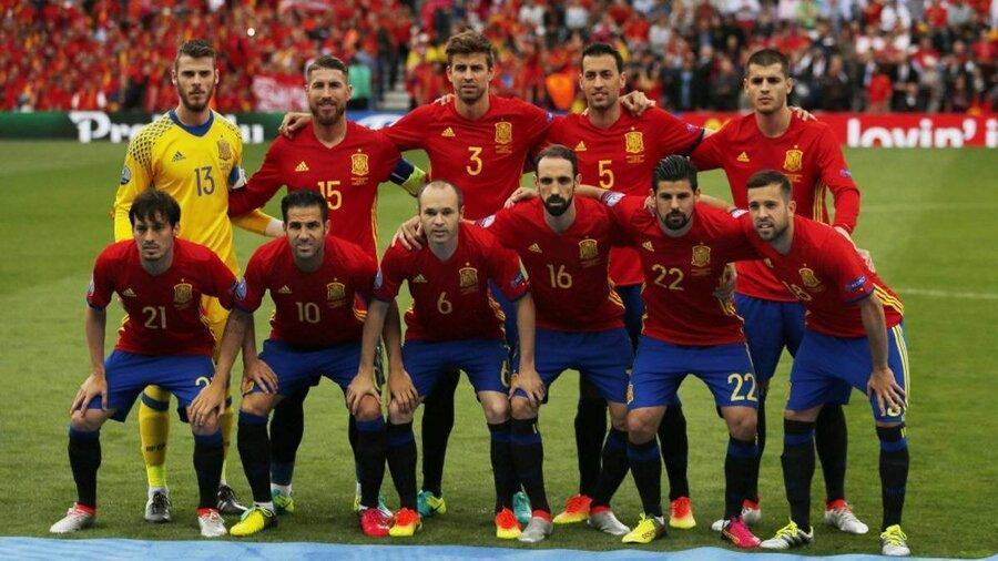 کرونا جان بازیکن سابق تیم ملی اسپانیا را گرفت
