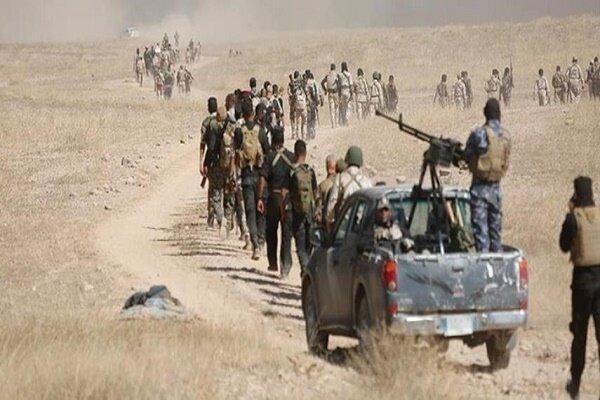 خاتمه مرحله دوم از عملیات قهرمانان پیروزی 2 در عراق