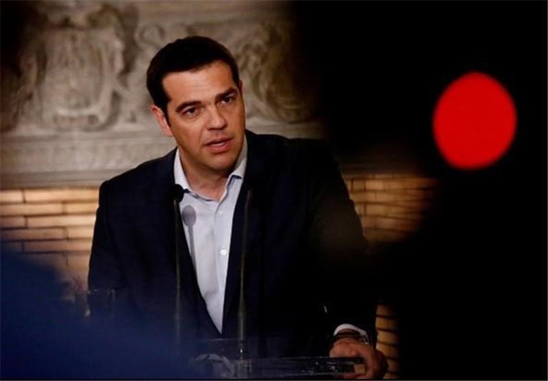 نخست وزیر یونان استعفا داد