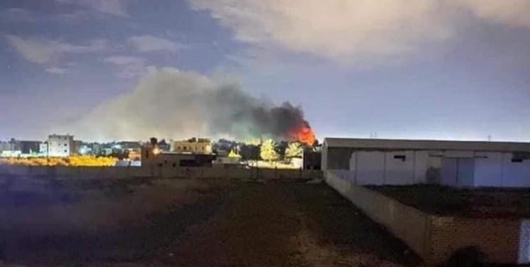 دولت وفاق ملی لیبی نیروهای حفتر را به بمباران انبارهای دارو متهم کرد