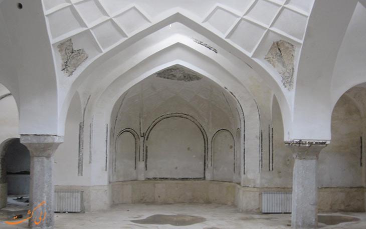 حمام تاریخی حاج صالح سقز به موزه تبدیل شد