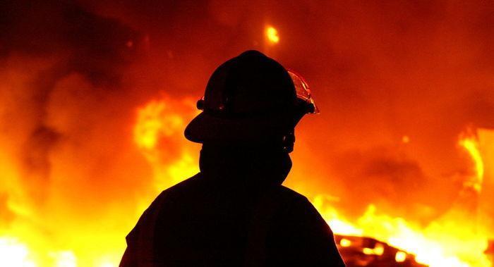 آتش به جان یک بانک خصوصی در ساری