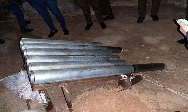 حمله موشکی جدید به منطقه سبز بغداد