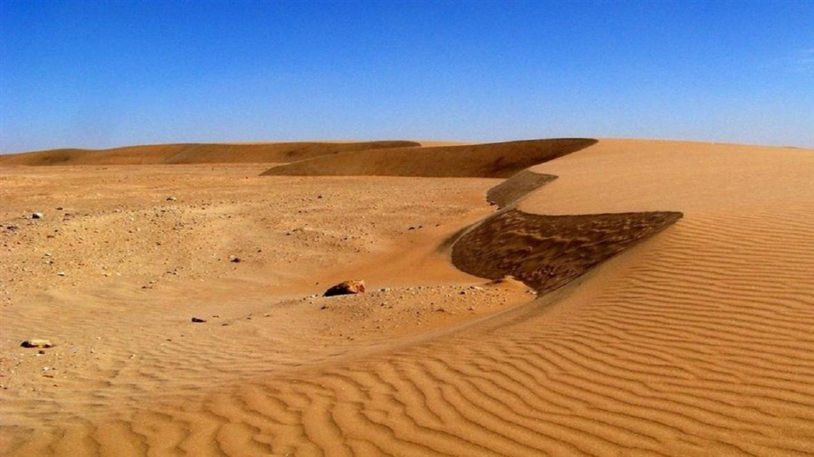 خراسان جنوبی در معرض فرسایش بادی