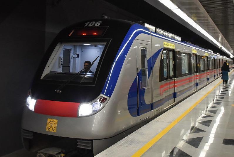 مترو پرند تا خرداد ماه سال 1400 به بهره برداری می رسد