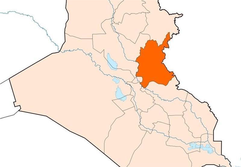 دستگیری دو مسئول ارشد داعش در دیالی عراق