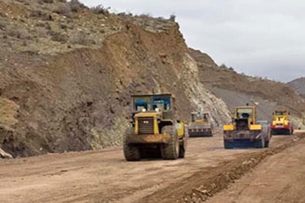احداث جاده ای که دو منطقه حفاظت شده را نابود می کند، در انتظار مجوز محیط زیست